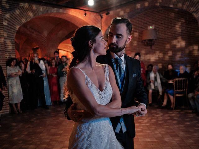 La boda de Pablo y Cristina en Boadilla Del Monte, Madrid 61