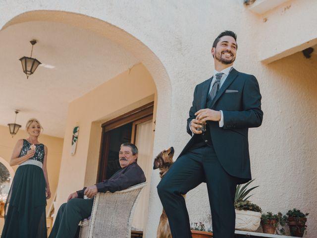 La boda de Joel y Paloma en Montbrio Del Camp, Tarragona 1