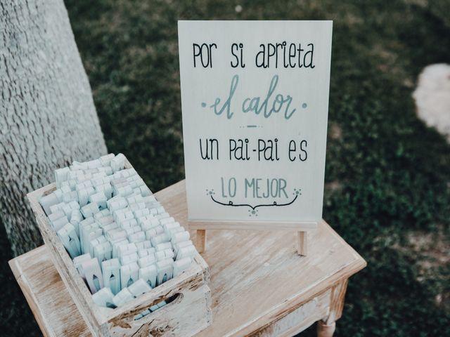 La boda de Joel y Paloma en Montbrio Del Camp, Tarragona 17