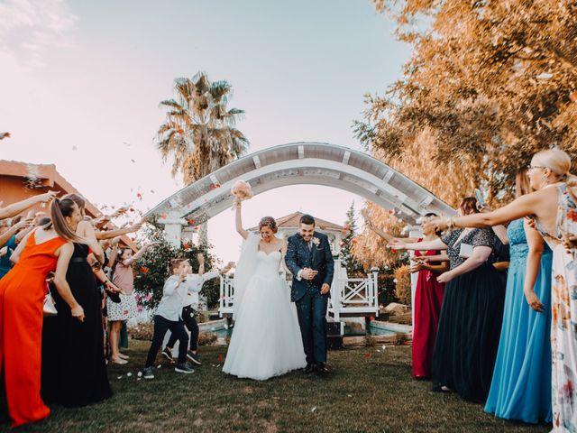 La boda de Joel y Paloma en Montbrio Del Camp, Tarragona 34