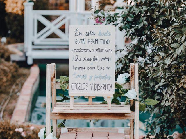La boda de Joel y Paloma en Montbrio Del Camp, Tarragona 37