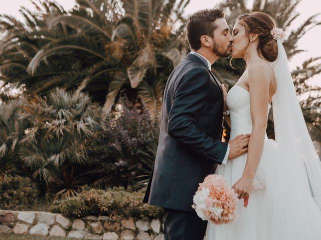 La boda de Joel y Paloma en Montbrio Del Camp, Tarragona 56