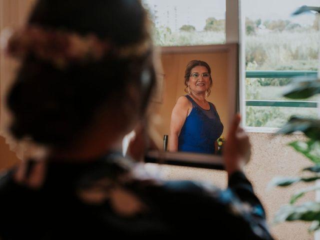 La boda de Alejandro  y Karla  en Oliva, Valencia 15