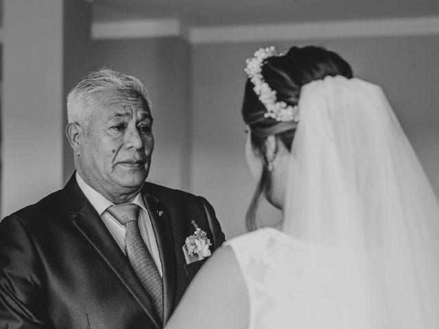 La boda de Alejandro  y Karla  en Oliva, Valencia 17