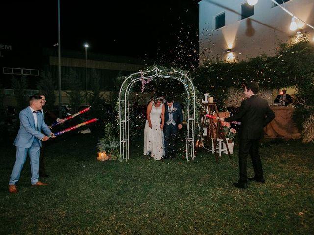 La boda de Alejandro  y Karla  en Oliva, Valencia 20