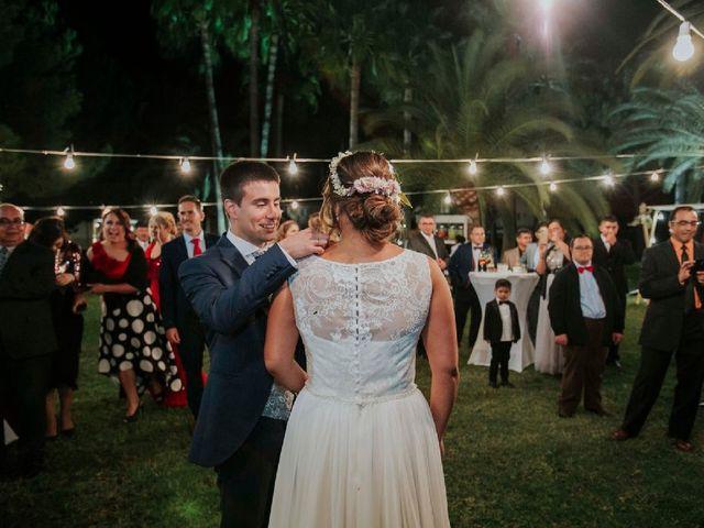 La boda de Alejandro  y Karla  en Oliva, Valencia 21