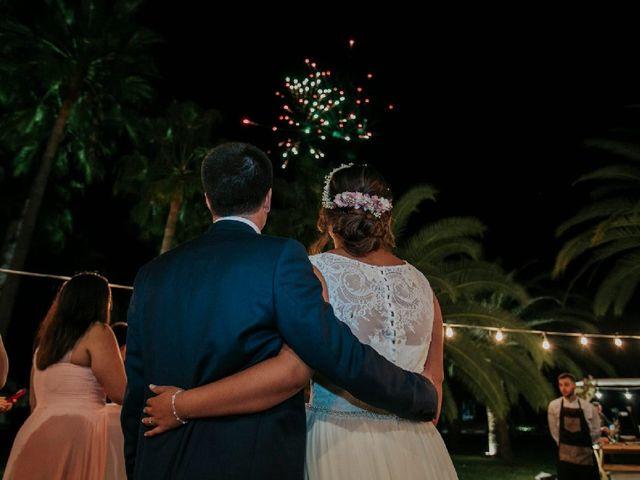 La boda de Alejandro  y Karla  en Oliva, Valencia 22