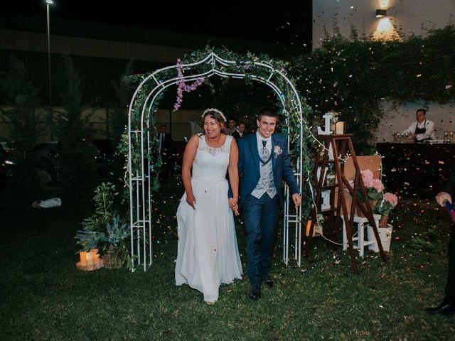 La boda de Alejandro  y Karla  en Oliva, Valencia 24