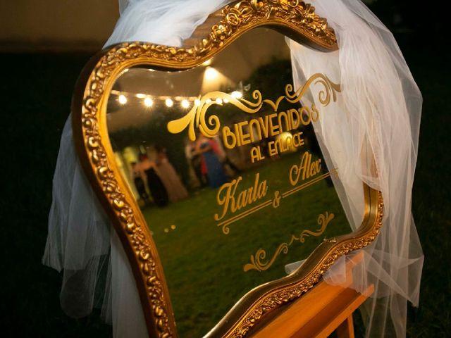 La boda de Alejandro  y Karla  en Oliva, Valencia 31