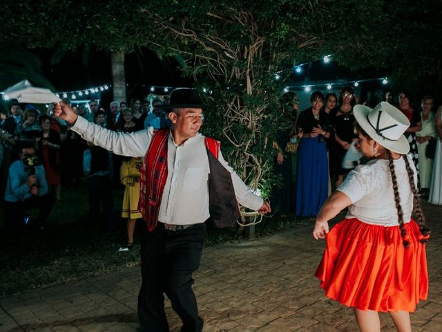 La boda de Alejandro  y Karla  en Oliva, Valencia 38