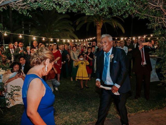 La boda de Alejandro  y Karla  en Oliva, Valencia 39