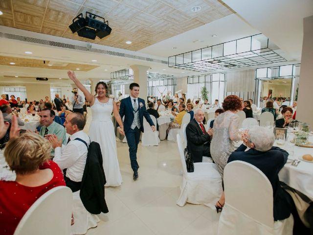 La boda de Alejandro  y Karla  en Oliva, Valencia 41