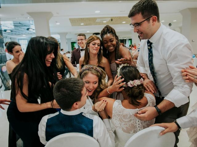 La boda de Alejandro  y Karla  en Oliva, Valencia 43
