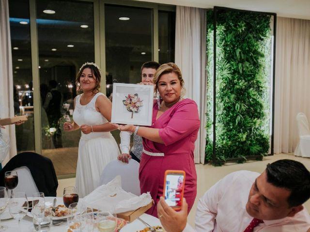 La boda de Alejandro  y Karla  en Oliva, Valencia 47