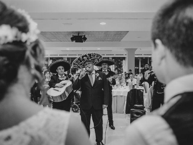 La boda de Alejandro  y Karla  en Oliva, Valencia 48