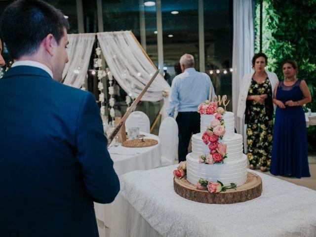 La boda de Alejandro  y Karla  en Oliva, Valencia 51