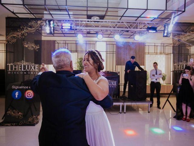 La boda de Alejandro  y Karla  en Oliva, Valencia 52