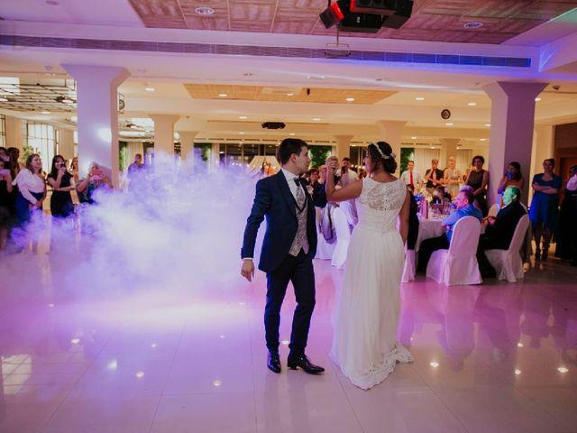 La boda de Alejandro  y Karla  en Oliva, Valencia 53