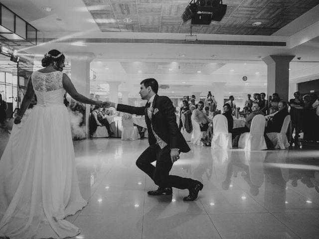 La boda de Alejandro  y Karla  en Oliva, Valencia 54