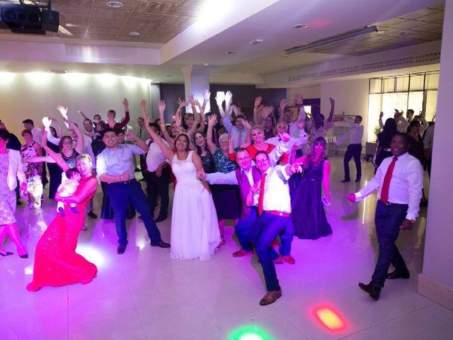 La boda de Alejandro  y Karla  en Oliva, Valencia 57