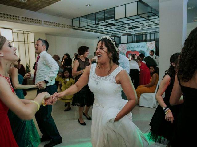 La boda de Alejandro  y Karla  en Oliva, Valencia 58