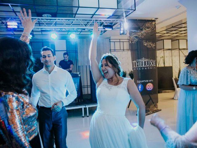 La boda de Alejandro  y Karla  en Oliva, Valencia 60