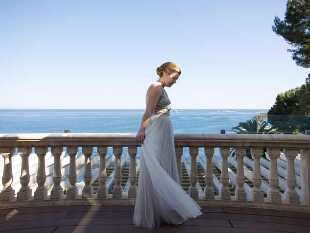 La boda de Edu y Davinia en Illetas, Islas Baleares 2