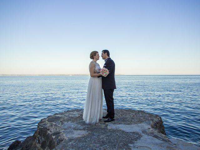 La boda de Edu y Davinia en Illetas, Islas Baleares 13
