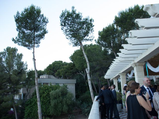 La boda de Edu y Davinia en Illetas, Islas Baleares 14