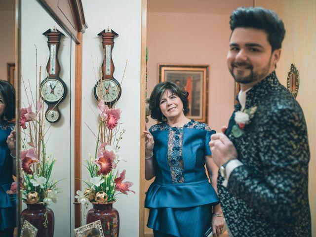 La boda de Sonia y Francisco Javier en Petrer, Alicante 9