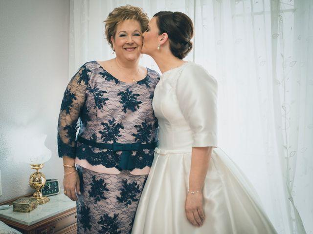 La boda de Sonia y Francisco Javier en Petrer, Alicante 13