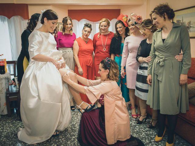 La boda de Sonia y Francisco Javier en Petrer, Alicante 18