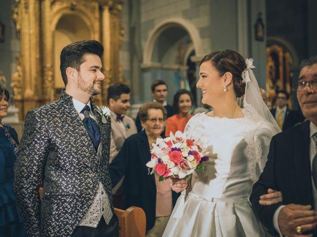 La boda de Sonia y Francisco Javier en Petrer, Alicante 19