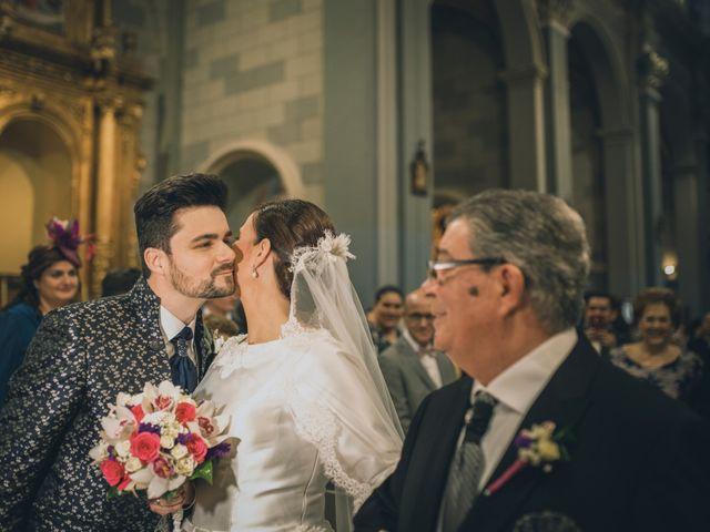 La boda de Sonia y Francisco Javier en Petrer, Alicante 20