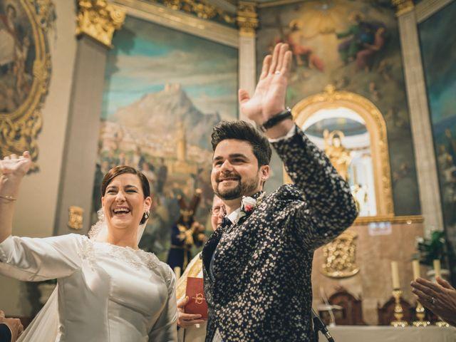 La boda de Sonia y Francisco Javier en Petrer, Alicante 22