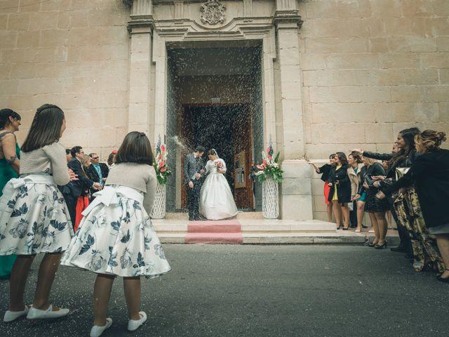 La boda de Sonia y Francisco Javier en Petrer, Alicante 23