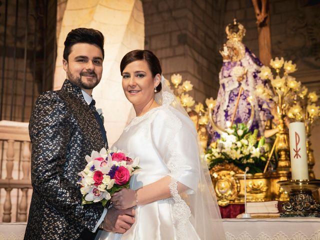 La boda de Sonia y Francisco Javier en Petrer, Alicante 24