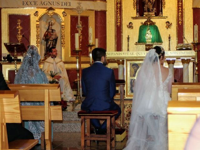 La boda de Alejandro y Maria jose en Albacete, Albacete 1