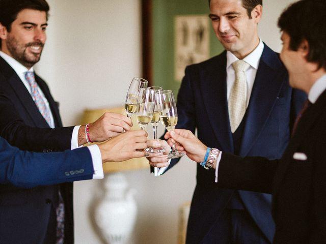 La boda de Leandro y Alcira en Sevilla, Sevilla 12