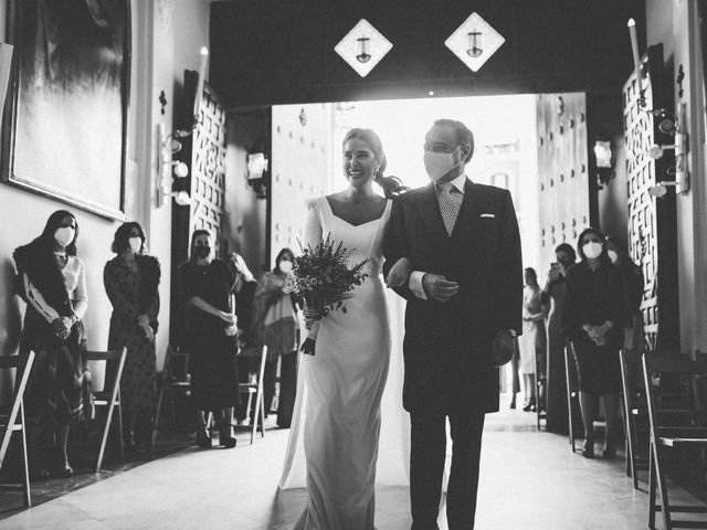 La boda de Leandro y Alcira en Sevilla, Sevilla 38