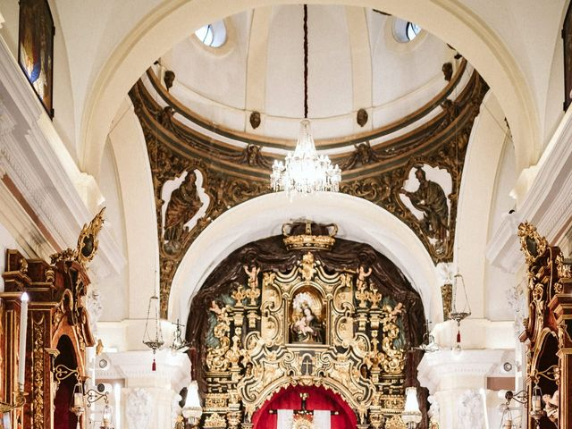 La boda de Leandro y Alcira en Sevilla, Sevilla 41