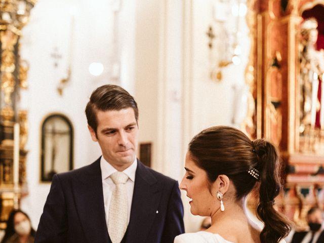 La boda de Leandro y Alcira en Sevilla, Sevilla 50