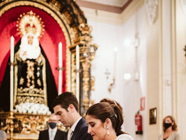 La boda de Leandro y Alcira en Sevilla, Sevilla 54