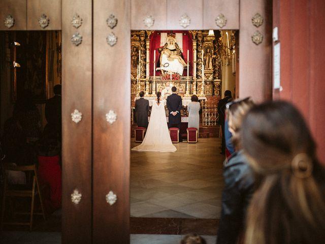 La boda de Leandro y Alcira en Sevilla, Sevilla 56