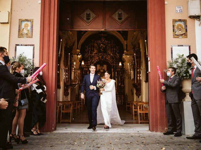 La boda de Leandro y Alcira en Sevilla, Sevilla 59