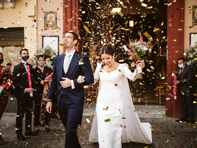 La boda de Leandro y Alcira en Sevilla, Sevilla 62