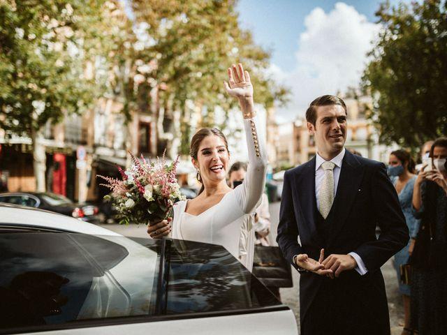 La boda de Leandro y Alcira en Sevilla, Sevilla 63