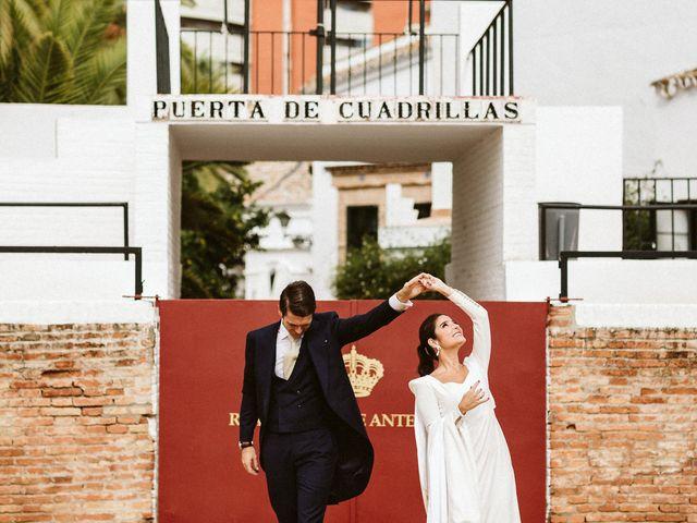 La boda de Leandro y Alcira en Sevilla, Sevilla 67
