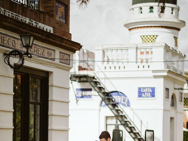 La boda de Leandro y Alcira en Sevilla, Sevilla 70