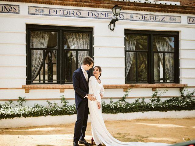 La boda de Leandro y Alcira en Sevilla, Sevilla 71